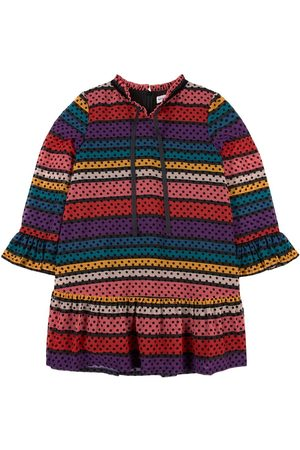 Sonia by Sonia Rykiel Casual Dresses - Kids - Layassa Striped Dress Multicolor - Girl - 4 years - - Casual dresses