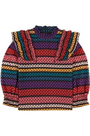Sonia by Sonia Rykiel Blouses - Kids - Multicolor Laeticia Blouse - Girl - 4 years - - Shirts