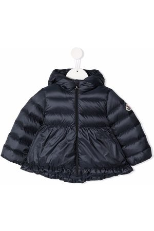 Moncler Padded quilted hooded jacket