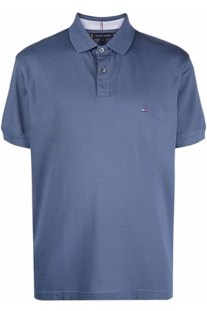 Tommy Hilfiger Men Polo Shirts - Embroidered logo polo shirt
