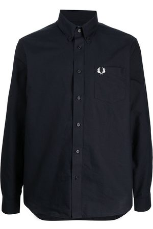 Fred Perry Logo embroidered shirt