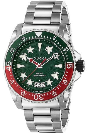 Gucci Dive 45mm Watch in Steel