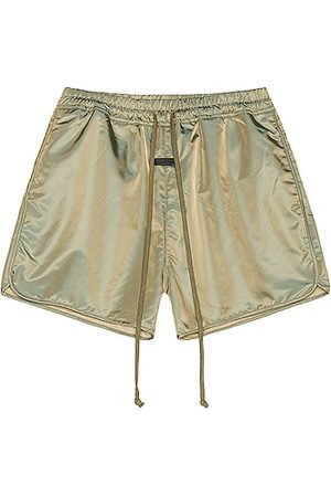 FEAR OF GOD Track Short in Iridescent