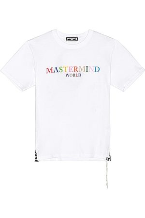 MASTERMIND Colorful Logo Tee in