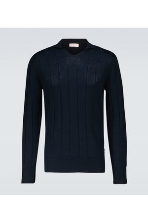 Orlebar Brown Hedley ribbed sweater