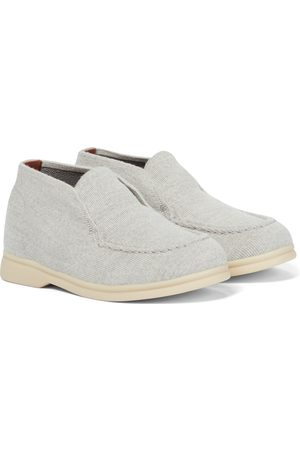 Loro Piana Ankle Boots - Open Walk Wish ankle boots