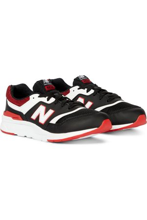 New Balance 997H leather sneakers