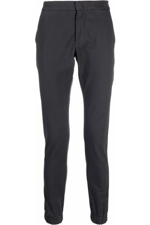 Dondup Skinny cotton trousers