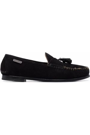 Tom Ford Men Loafers - Berwick suede loafers