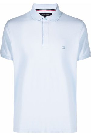 Tommy Hilfiger Embroidered-logo polo shirt
