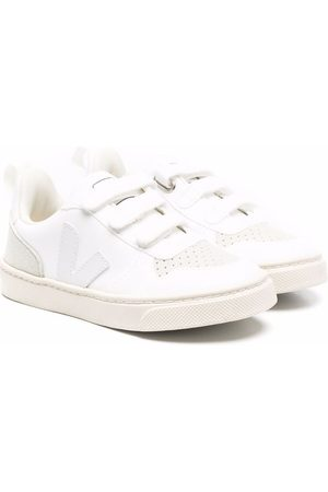 Veja Touch-strap faux-leather sneakers