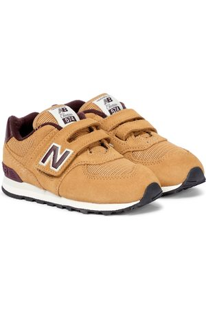 New Balance Boys Sneakers - 574 suede sneakers