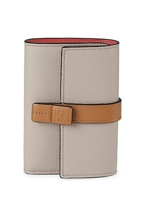 Loewe Wallets - Small Leather Vertical Wallet