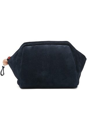 Loro Piana Wallets - Convertible Puffy Suede Pouch
