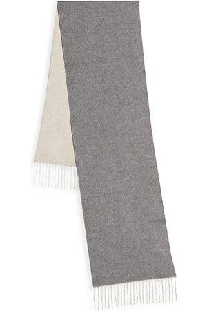 Saks Fifth Avenue COLLECTION Silk-Cashmere Scarf