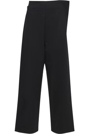 Y-3 Classic Wool Blend Stretch Formal Pants
