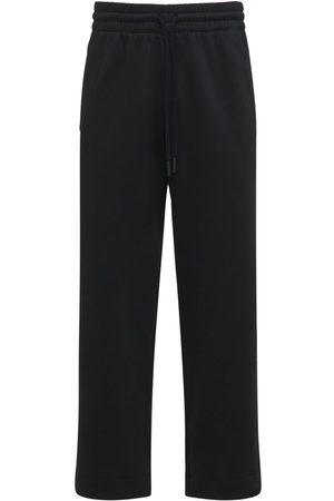 adidas Lounge Relaxed Fit Fleece Pants