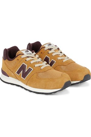 New Balance History Class suede sneakers