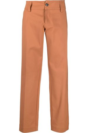 Opening Ceremony Men Formal Pants - Tailored straight-leg trousers