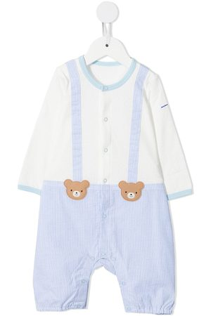 Miki House Overall-detail romper