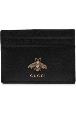 Gucci Animalier leather cardholder