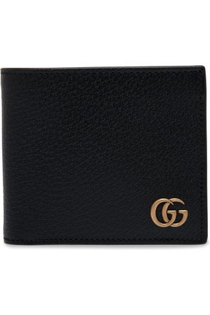 Gucci Men Wallets - GG Marmont leather coin wallet