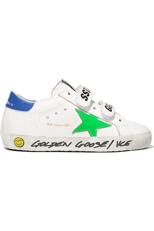 Golden Goose Super-Star touch-strap sneakers