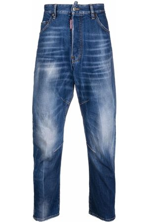 Dsquared2 Men Tapered - Mid-rise tapered jeans