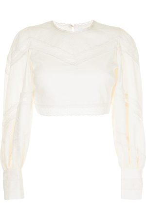 Alice McCall Some Girls embroidered blouse