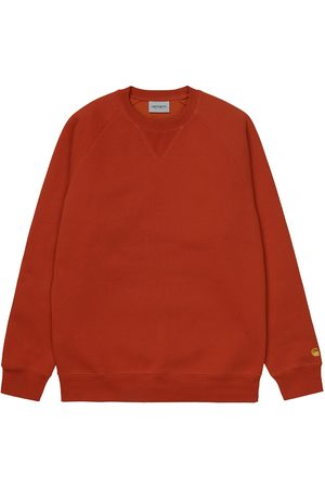 Carhartt Chase Sweat Copperton / Gold
