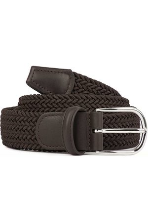 Anderson's Andersons B0667 Woven Textile Belt Dark