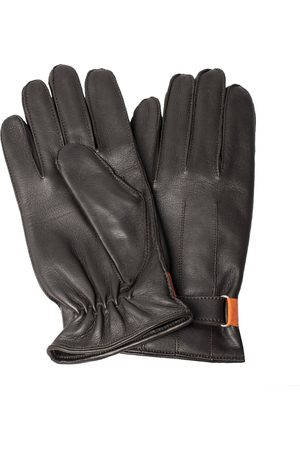 Paul Smith Mens Glove Strap Entry Chocolate