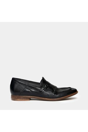 HUNDRED 100 Leather moccasin
