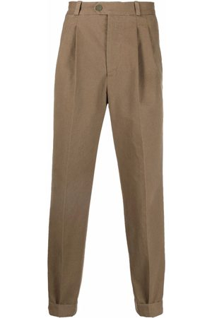 Pt01 The Reporter press-crease trousers