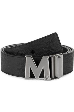 MCM Clause Reversible Leather Belt