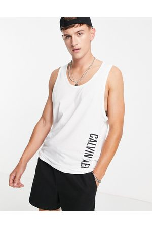 Calvin Klein Relaxed fit swim vest in