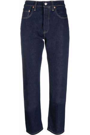 Levi's 501 cropped jeans