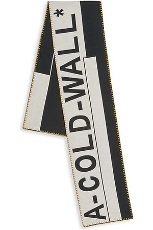 A-COLD-WALL Large Logo Scarf