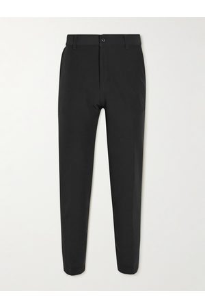 Nike Men Stretch Pants - Tapered Stretch-Shell Golf Trousers