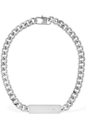 1017 ALYX 9SM Women Necklaces - Id Chain Necklace