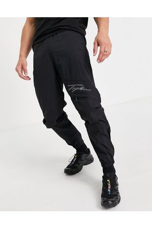 Topman Signature relaxed cargo with stitch detail in