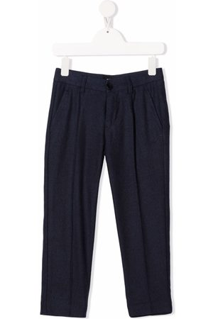Dondup Pressed crease chino trousers
