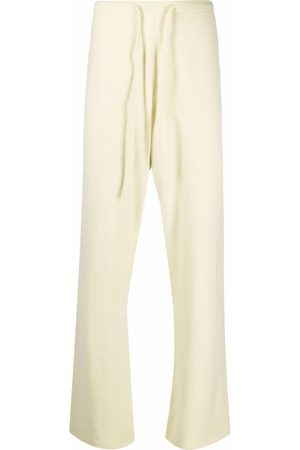 EXTREME CASHMERE Wide-leg drawstring trousers
