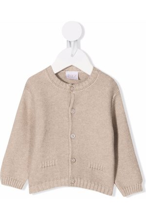PAZ RODRIGUEZ Cardigans - Buttoned wool-cashmere cardigan