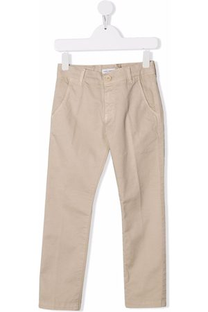 Paolo Pecora Slim cut tailored trousers