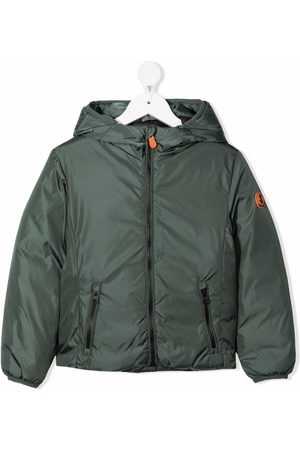 Save The Duck Kids Hooded down jacket
