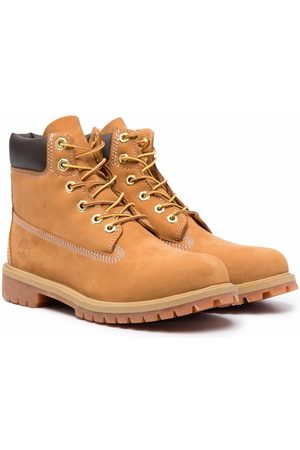 Timberland Kids Premium lace-up ankle boots