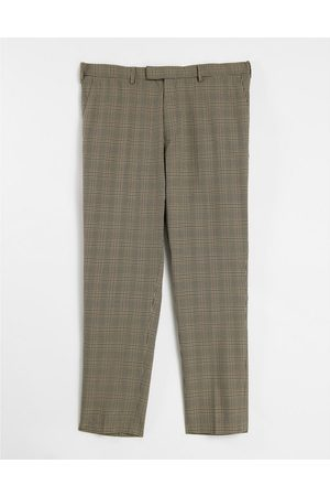 River Island Suit trousers in check