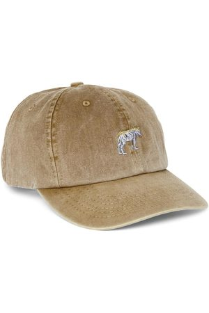Filson Washed Low Profile Wolf Cap - Bronze Tan