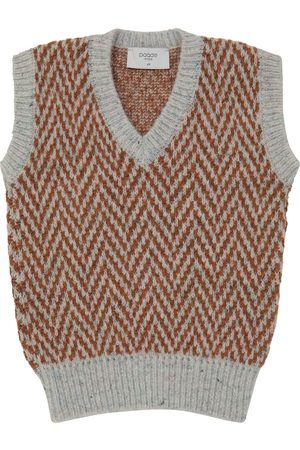 PAADE Wool-blend vest